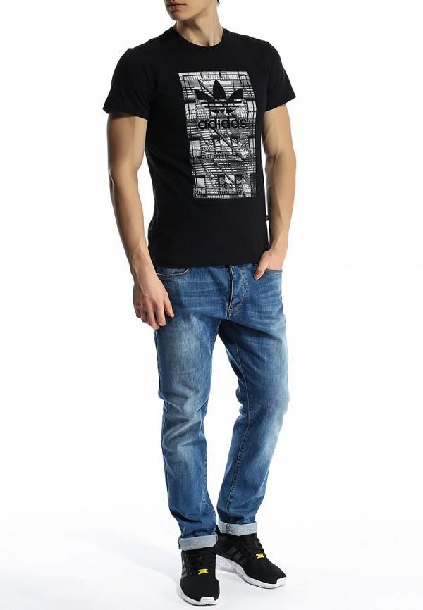 Спортивная футболка Adidas Originals (Адидас Ориджиналс) S19134: изображение 4