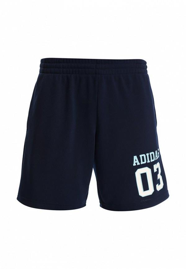 Мужские спортивные шорты Adidas Originals (Адидас Ориджиналс) S19136: изображение 1