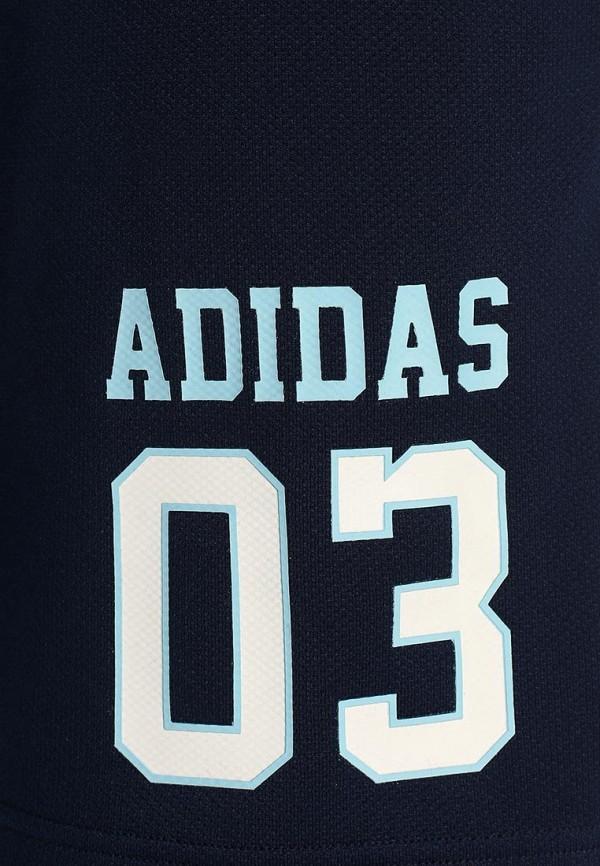 Мужские спортивные шорты Adidas Originals (Адидас Ориджиналс) S19136: изображение 2