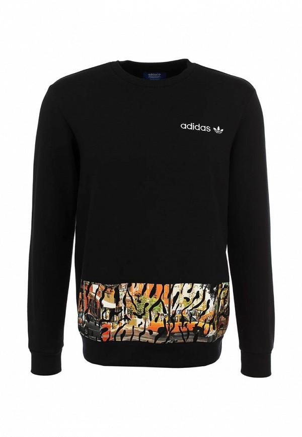 Толстовка Adidas Originals (Адидас Ориджиналс) S19159: изображение 1