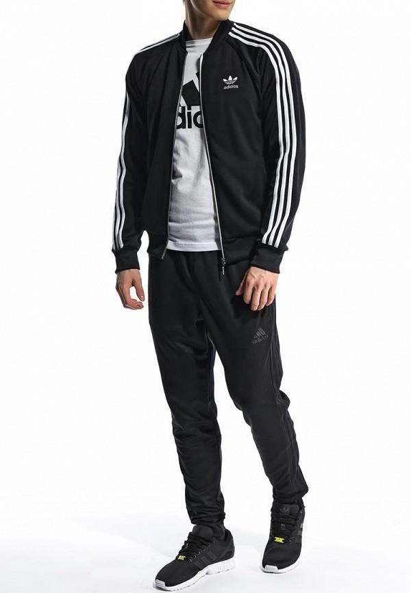 Олимпийка Adidas Originals (Адидас Ориджиналс) S19175: изображение 3