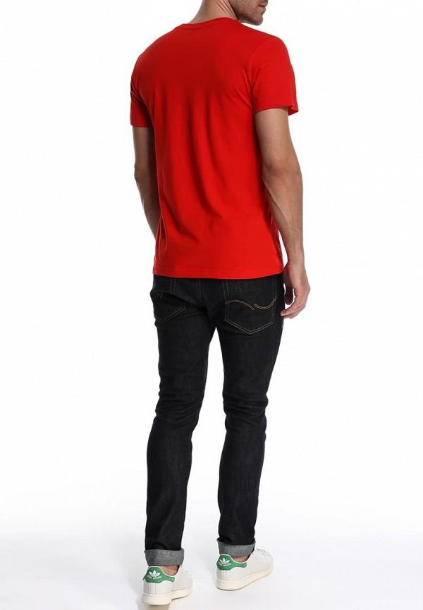 Футболка с надписями Adidas Originals (Адидас Ориджиналс) S19180: изображение 4
