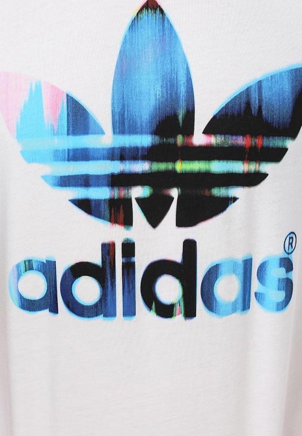 Футболка с коротким рукавом Adidas Originals (Адидас Ориджиналс) S19190: изображение 2