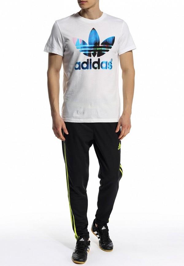 Футболка с коротким рукавом Adidas Originals (Адидас Ориджиналс) S19190: изображение 3