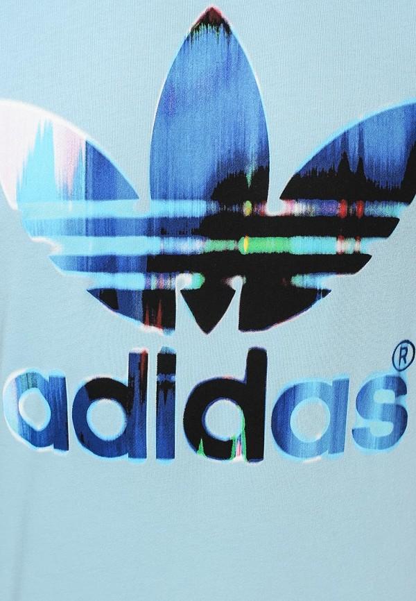 Футболка с коротким рукавом Adidas Originals (Адидас Ориджиналс) S19191: изображение 2
