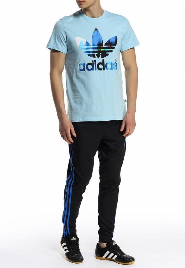 Футболка с коротким рукавом Adidas Originals (Адидас Ориджиналс) S19191: изображение 3