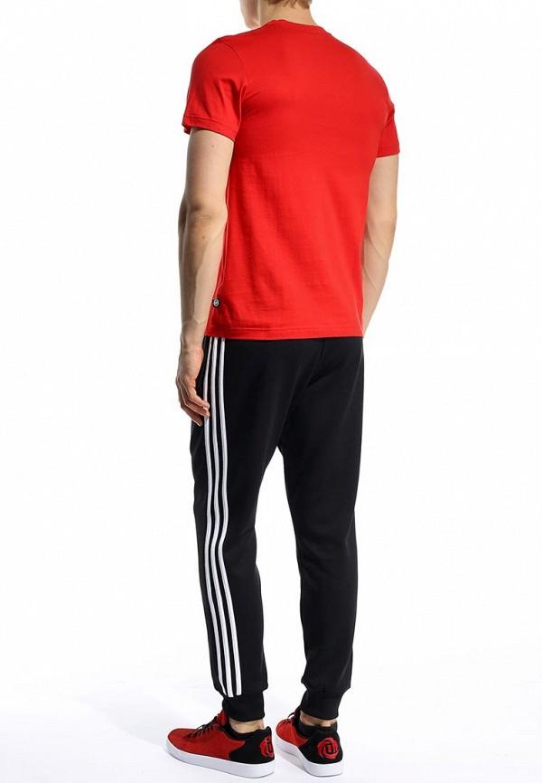 Футболка с надписями Adidas Originals (Адидас Ориджиналс) S19272: изображение 5
