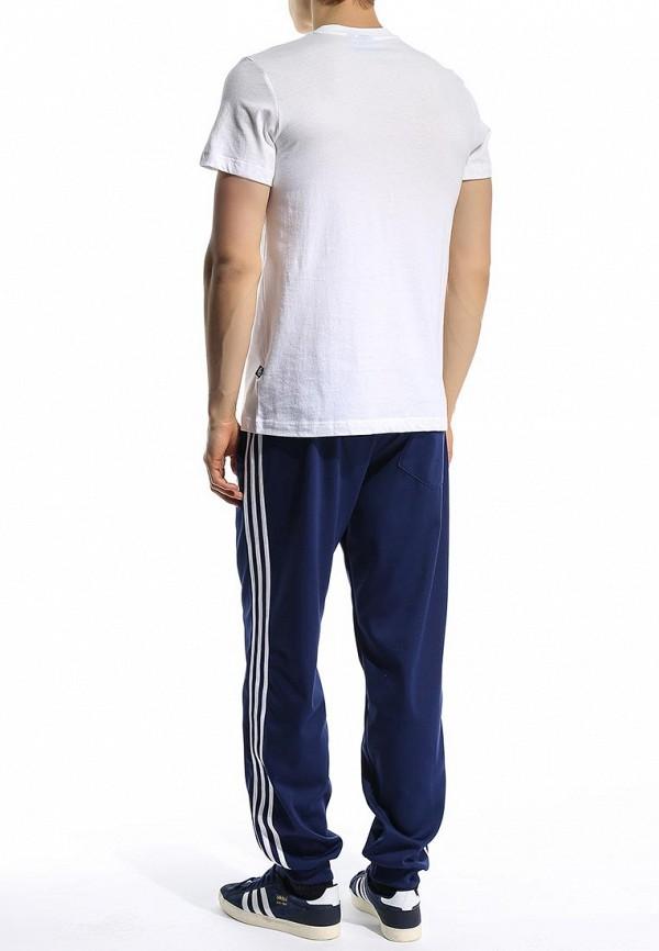 Футболка с надписями Adidas Originals (Адидас Ориджиналс) S19311: изображение 4