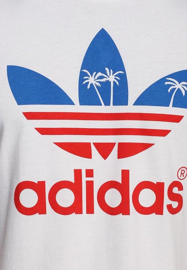 Футболка с коротким рукавом Adidas Originals (Адидас Ориджиналс) S19313: изображение 2