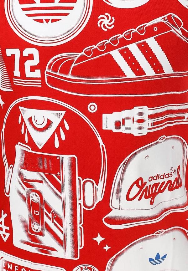 Футболка с коротким рукавом Adidas Originals (Адидас Ориджиналс) S19316: изображение 2