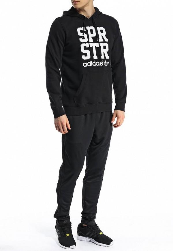 Мужские худи Adidas Originals (Адидас Ориджиналс) S19346: изображение 4