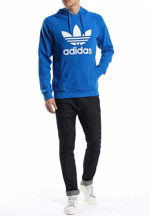 Мужские худи Adidas Originals (Адидас Ориджиналс) S23123: изображение 4