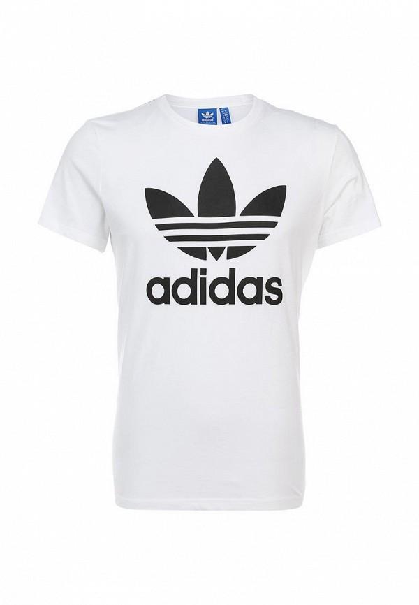 Футболка с коротким рукавом Adidas Originals (Адидас Ориджиналс) S23125: изображение 1
