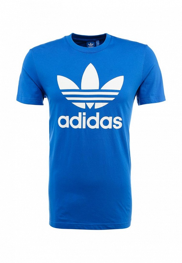 Футболка с коротким рукавом Adidas Originals (Адидас Ориджиналс) S23126: изображение 1
