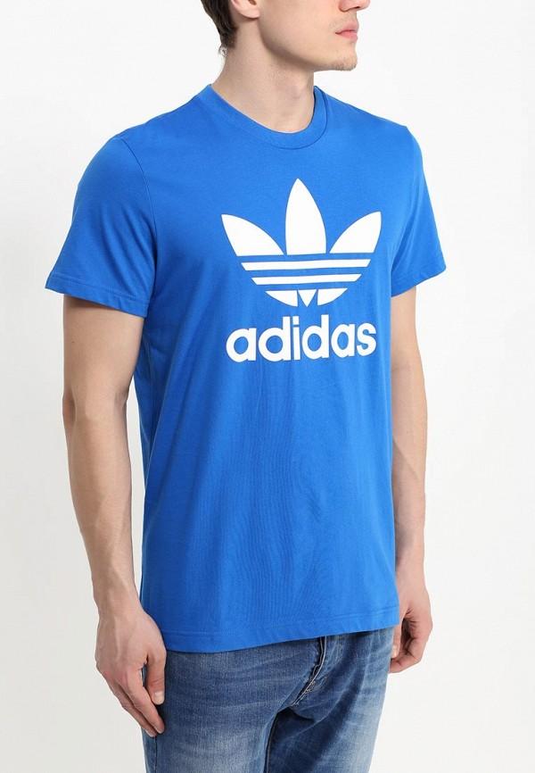 Футболка с коротким рукавом Adidas Originals (Адидас Ориджиналс) S23126: изображение 2