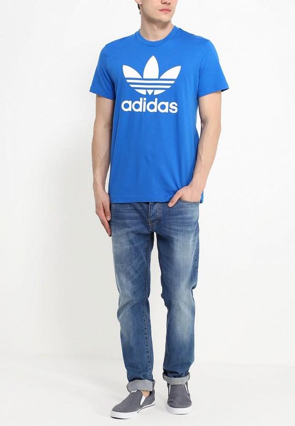 Футболка с коротким рукавом Adidas Originals (Адидас Ориджиналс) S23126: изображение 3