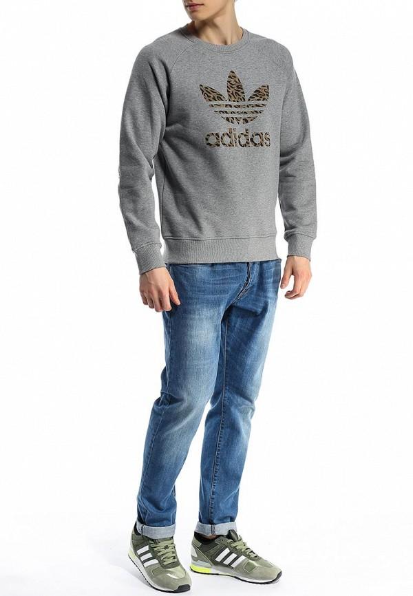 Толстовка Adidas Originals (Адидас Ориджиналс) S27483: изображение 3