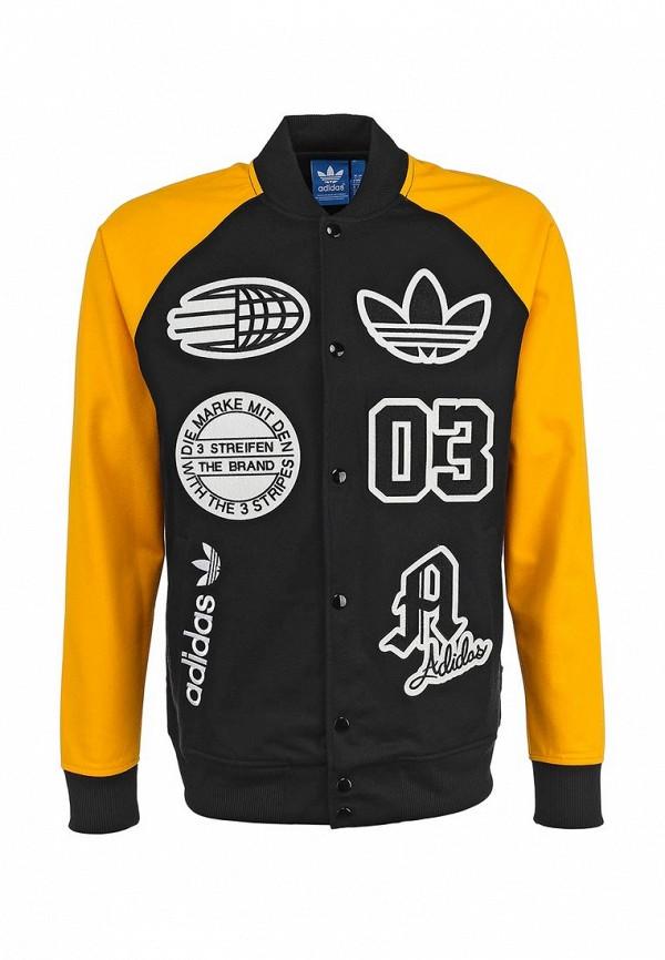 Олимпийка Adidas Originals (Адидас Ориджиналс) S27485: изображение 2
