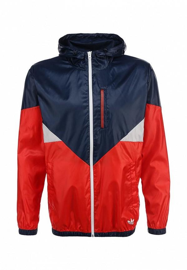 Ветровка Adidas Originals (Адидас Ориджиналс) S27502: изображение 1