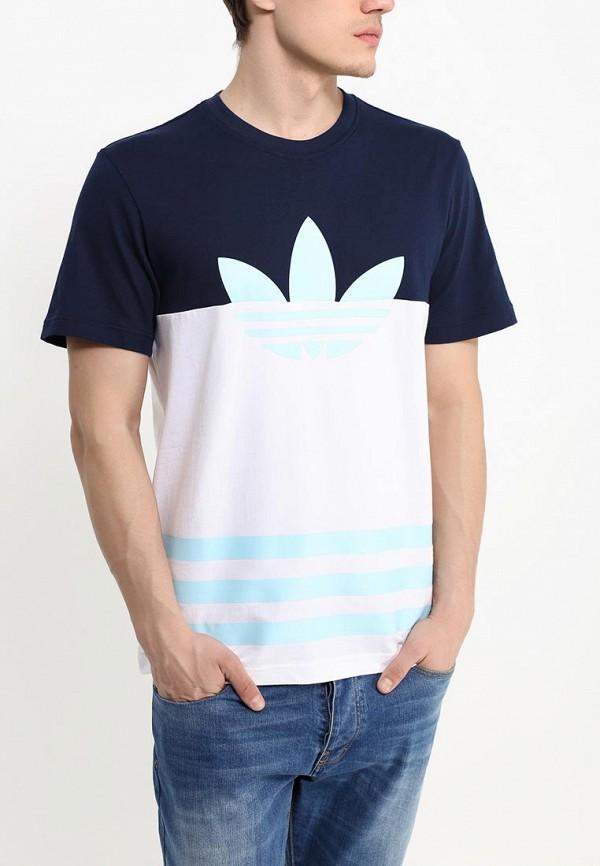 Спортивная футболка Adidas Originals (Адидас Ориджиналс) S27532: изображение 2