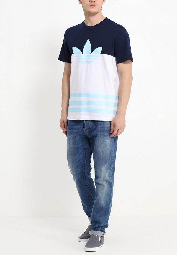 Спортивная футболка Adidas Originals (Адидас Ориджиналс) S27532: изображение 3