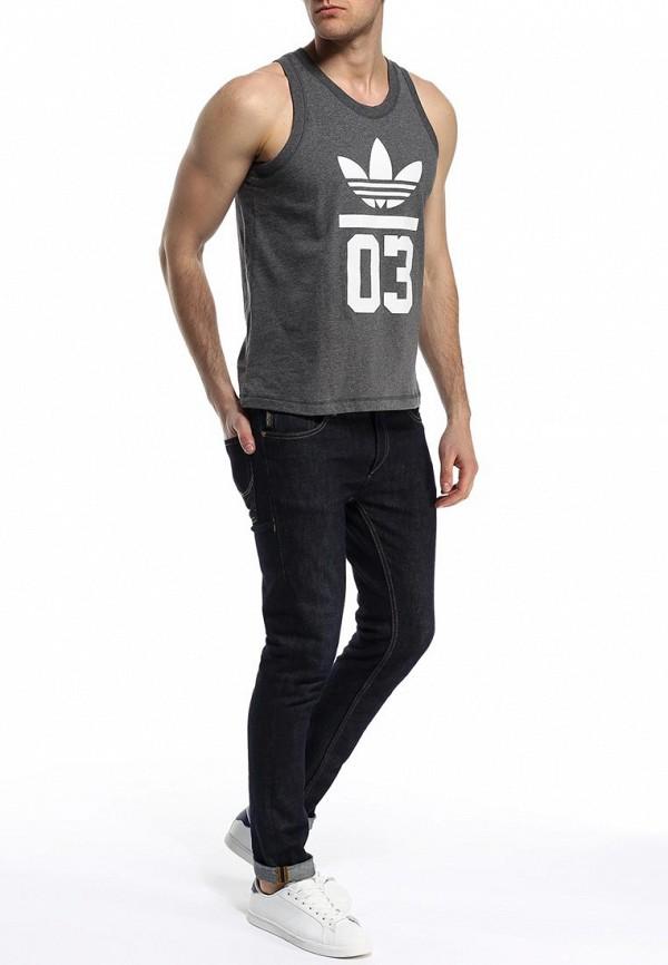 Майка Adidas Originals (Адидас Ориджиналс) S89172: изображение 4