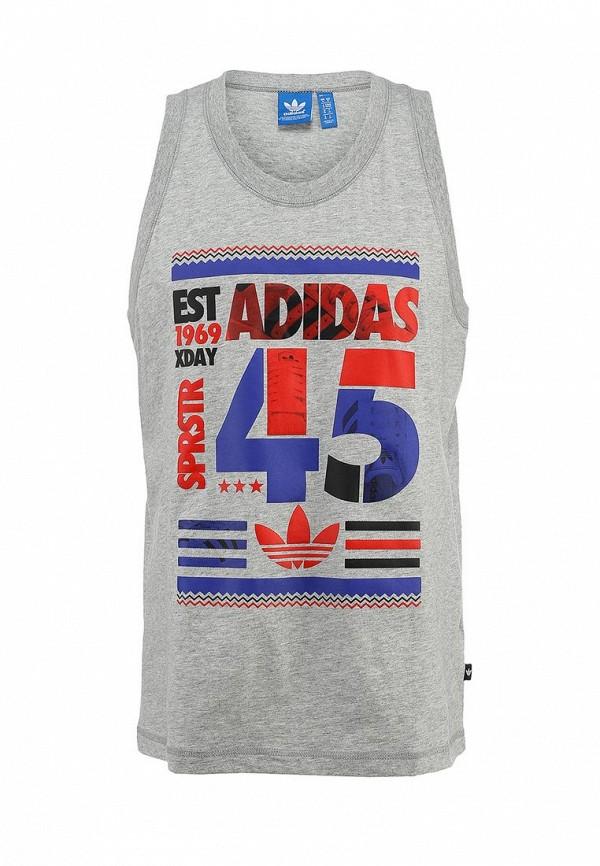 Спортивная майка Adidas Originals (Адидас Ориджиналс) S89181: изображение 1