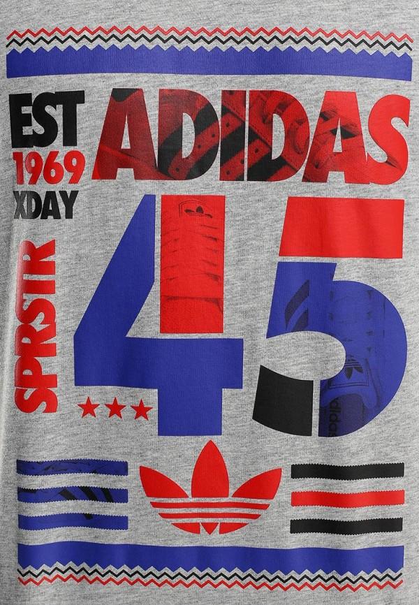 Спортивная майка Adidas Originals (Адидас Ориджиналс) S89181: изображение 3