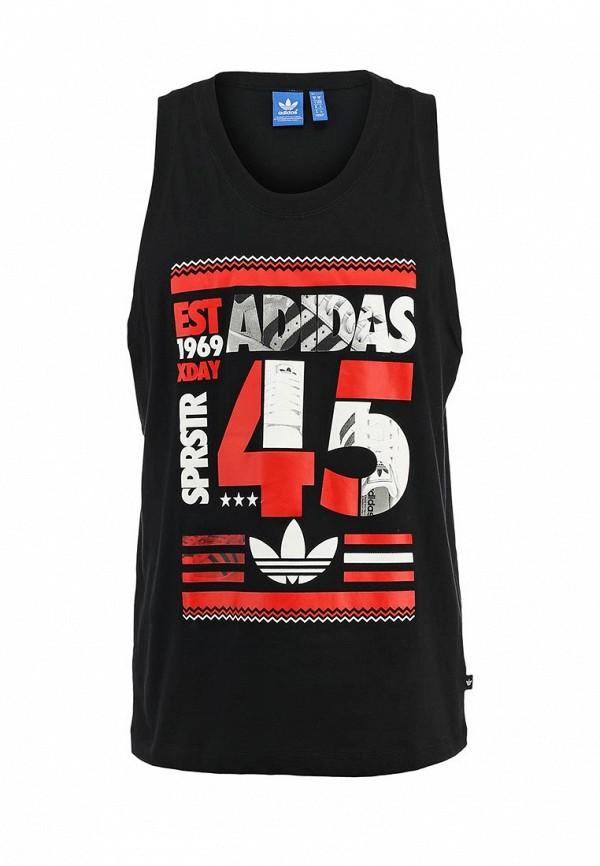 Спортивная майка Adidas Originals (Адидас Ориджиналс) S89182: изображение 2