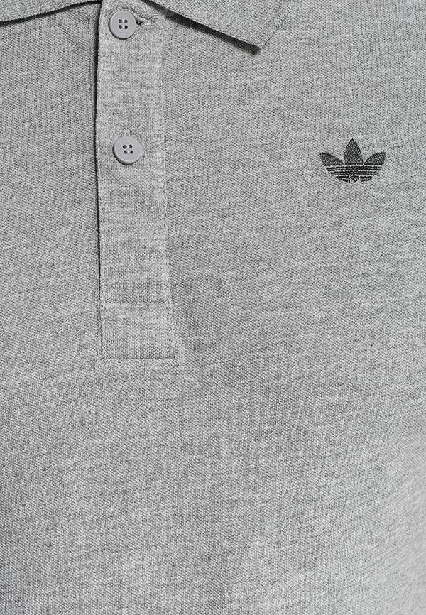 Мужские поло Adidas Originals (Адидас Ориджиналс) S89325: изображение 2