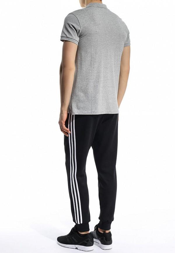 Мужские поло Adidas Originals (Адидас Ориджиналс) S89325: изображение 4