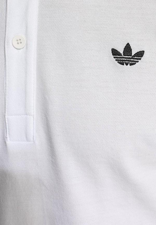 Мужские поло Adidas Originals (Адидас Ориджиналс) S89326: изображение 3