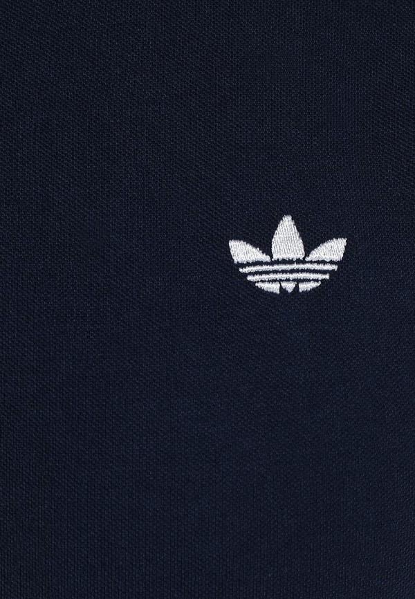 Мужские поло Adidas Originals (Адидас Ориджиналс) S89327: изображение 3
