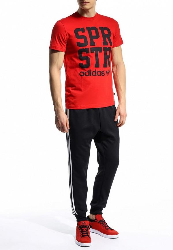 Мужские спортивные брюки Adidas Originals (Адидас Ориджиналс) S89369: изображение 3