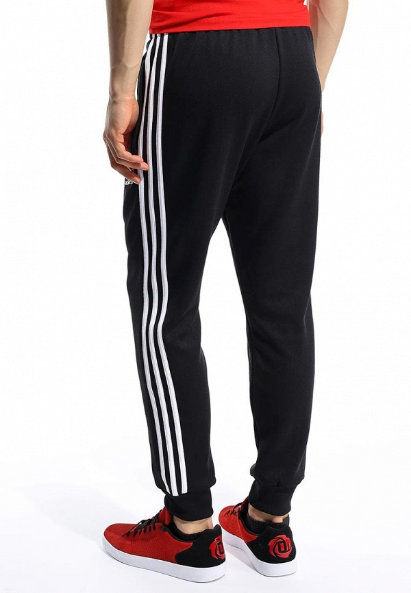 Мужские спортивные брюки Adidas Originals (Адидас Ориджиналс) S89369: изображение 4