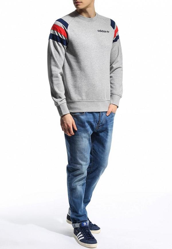 Толстовка Adidas Originals (Адидас Ориджиналс) S89922: изображение 3
