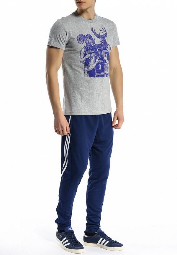 Спортивная футболка Adidas Originals (Адидас Ориджиналс) S89934: изображение 4