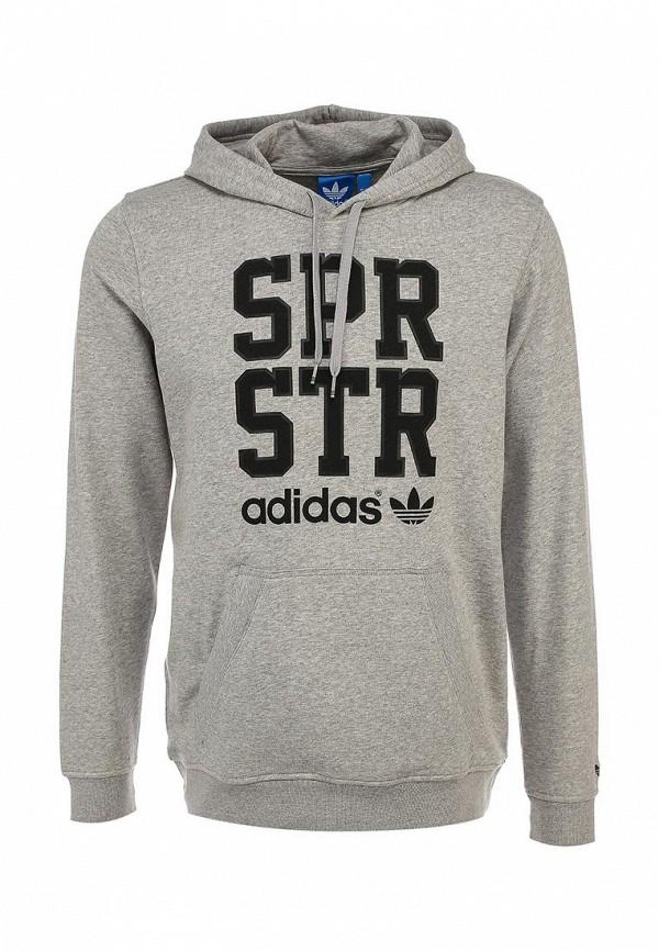 Мужские худи Adidas Originals (Адидас Ориджиналс) S89944: изображение 1