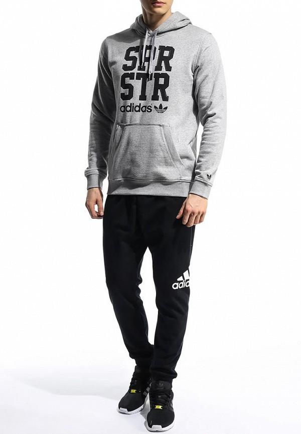 Мужские худи Adidas Originals (Адидас Ориджиналс) S89944: изображение 3