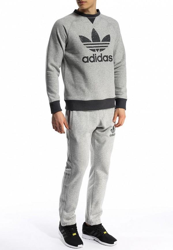Мужские спортивные брюки Adidas Originals (Адидас Ориджиналс) S89960: изображение 3