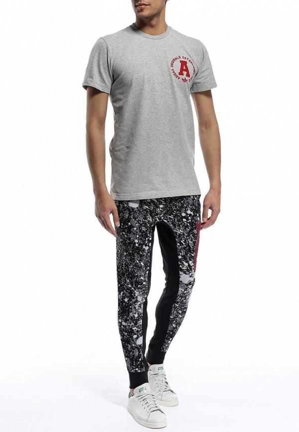 Мужские спортивные брюки Adidas Originals (Адидас Ориджиналс) AE3639: изображение 3