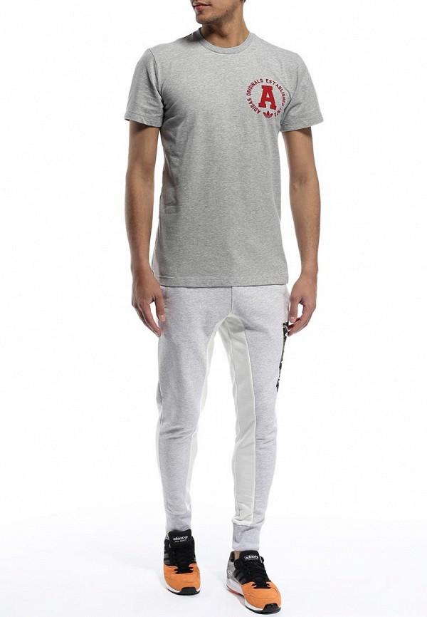 Мужские спортивные брюки Adidas Originals (Адидас Ориджиналс) AE3640: изображение 3