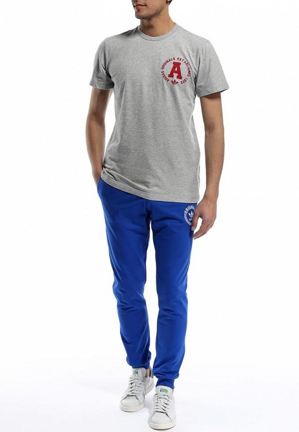 Мужские спортивные брюки Adidas Originals (Адидас Ориджиналс) Z75184: изображение 3