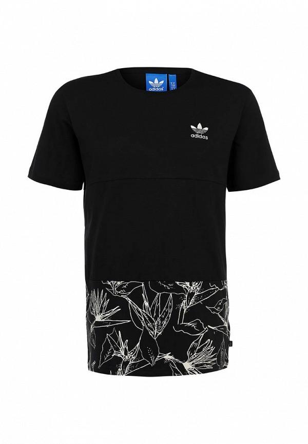 Футболка с коротким рукавом Adidas Originals (Адидас Ориджиналс) Z99677: изображение 1