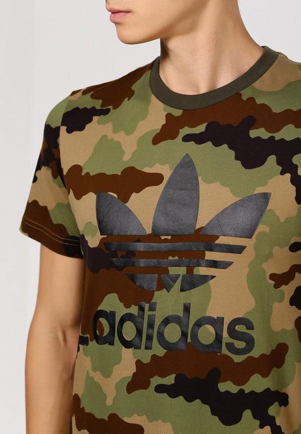 Футболка с коротким рукавом Adidas Originals (Адидас Ориджиналс) AB2484: изображение 2