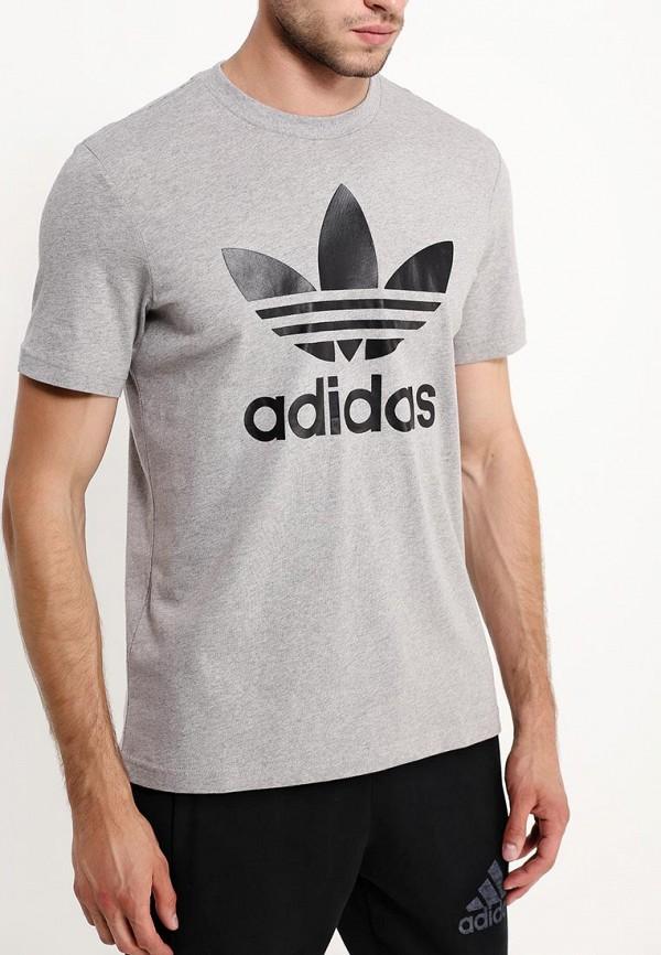 Спортивная футболка Adidas Originals (Адидас Ориджиналс) AB7533: изображение 2