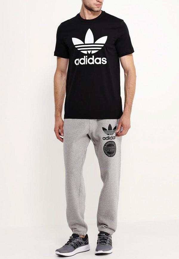 Спортивная футболка Adidas Originals (Адидас Ориджиналс) AB7534: изображение 3