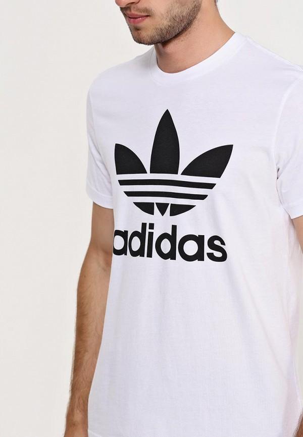 Спортивная футболка Adidas Originals (Адидас Ориджиналс) AB7535: изображение 2