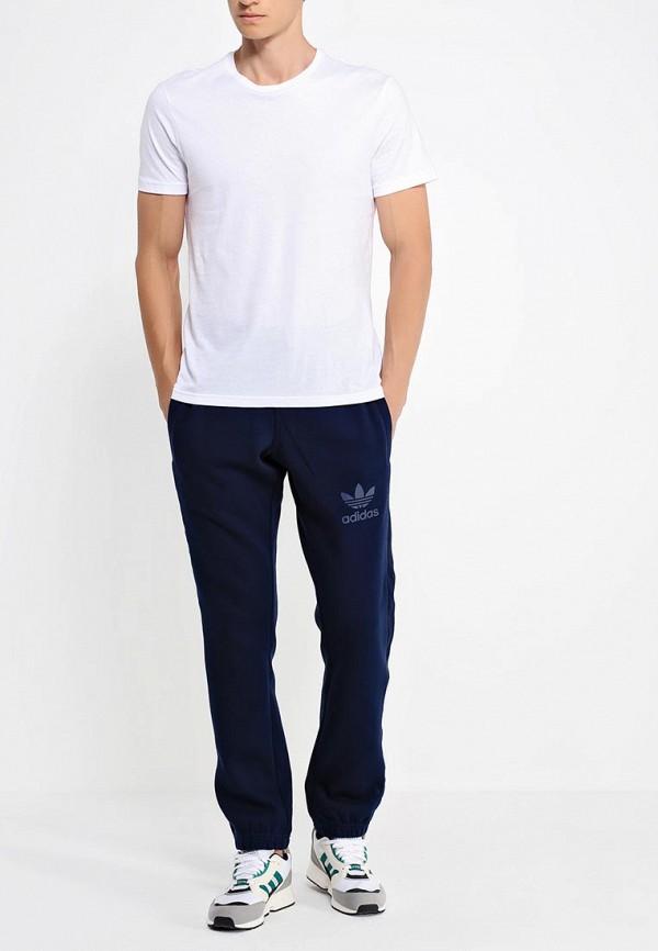 Мужские спортивные брюки Adidas Originals (Адидас Ориджиналс) AB7580: изображение 3