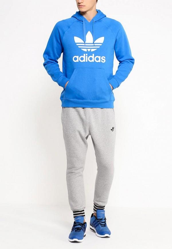 Мужские худи Adidas Originals (Адидас Ориджиналс) AB7591: изображение 3